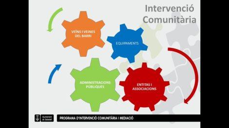 sabadell intervenció comunitaria